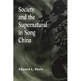 Samhället och övernaturligt i låt Kina av Davis & Edward L.