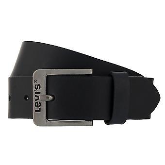 Levi BB´s belts men's belts leather jeans belt blue 7841