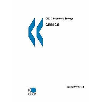 OECD økonomisk undersøkelser Hellas volum 2007 problemet 5 av OECD publisering