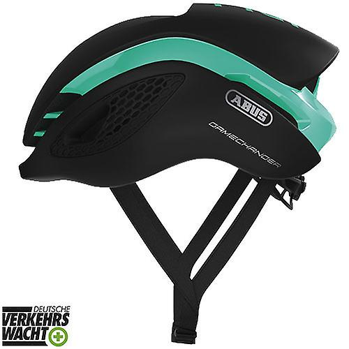 Casque de vélo Abus GameChanger     celeste vert