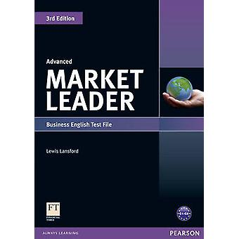 Market Leader 3rd Edition Advanced Test File (3rd Revised edition) by