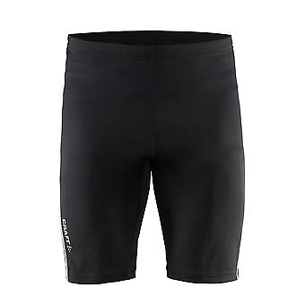Craft Mens Mind Fitness Short Polyester Running Tights