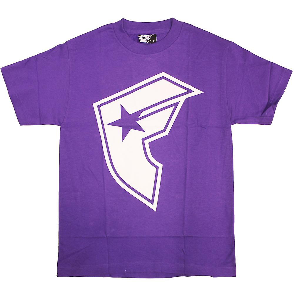Famous Stars and Straps OG Boh T-shirt Purple White