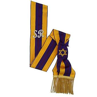 Order Of The Secret Monitor - Member � Past Supreme Ruler Sash