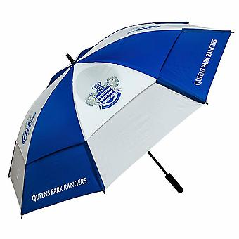 Queens Park Rangers FC Official Double Canopy Golf Umbrella