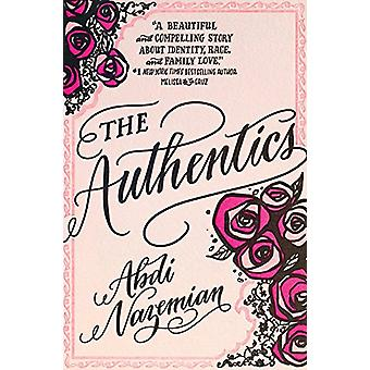 The Authentics by Abdi Nazemian - 9780062486462 Book