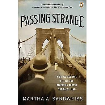 Passing Strange - A Gilded Age Tale of Love and Deception Across the C