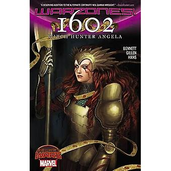 1602 Witch Hunter Angela by Kieron Gillen - Filipe Andrade - Stephani