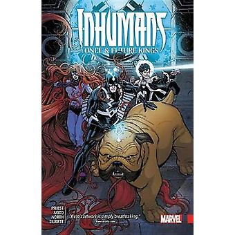 Inhumans - Once And Future Kings by Christopher Priest - 9781302909406