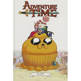 Adventure Time - Eye Candy - Volume 1 by Shannon Watters - 97816088634