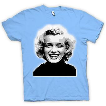 Kids t-shirt - Marilyn Monroe - BW - icono