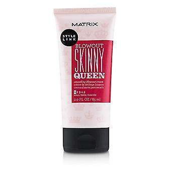 Matrix Style Link Blowout Skinny Queen Smoothing Blowout Cream (Hold 1) 85ml/2.9oz