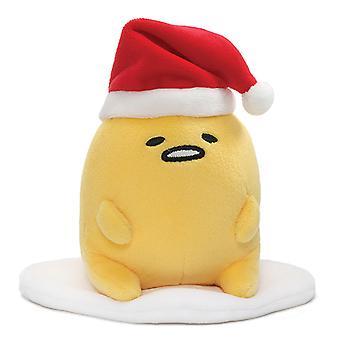Gudetama Lazy Egg Santa Hat