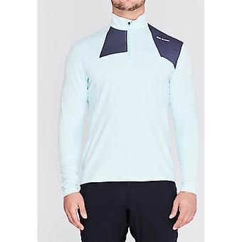 Sugoi Mens Titan Core Zip Top T-Shirt T Shirt Tank Tee Long Sleeve