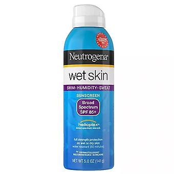 Neutrogena wet skin sunscreen spray, spf 85, 5 oz