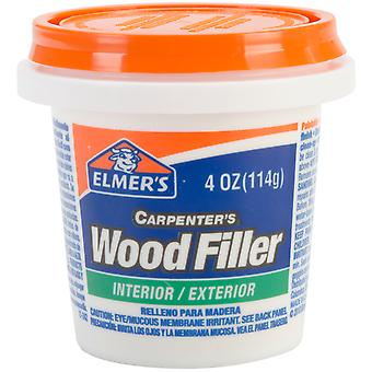Elmers Interior Carpenter's Wood Filler 1 4 Pint E847d12