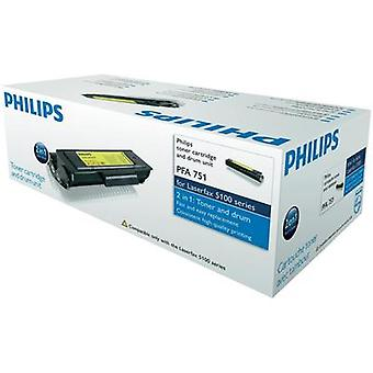 Toner cartridge Original Philips PFA 751 Black Page yield 2000 pages