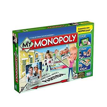 Parker Games my Monopoly (Toys , Boardgames , Strategic)