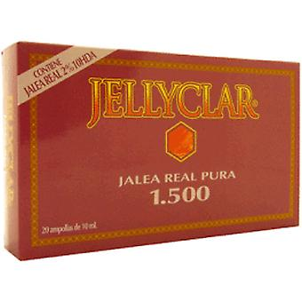 Jellyclar Royal Jelly 1500 20Amp. (Dietetics and nutrition , Vitality)