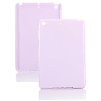 Lisa hette i hard plast, for iPad mini (lavendel)