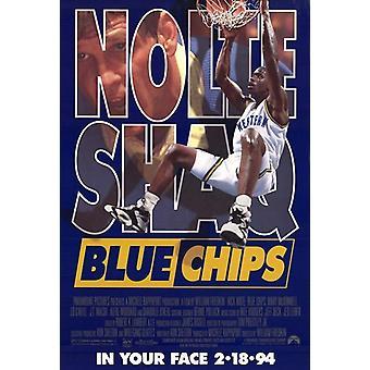 Locandina del film Blue Chips (11 x 17)