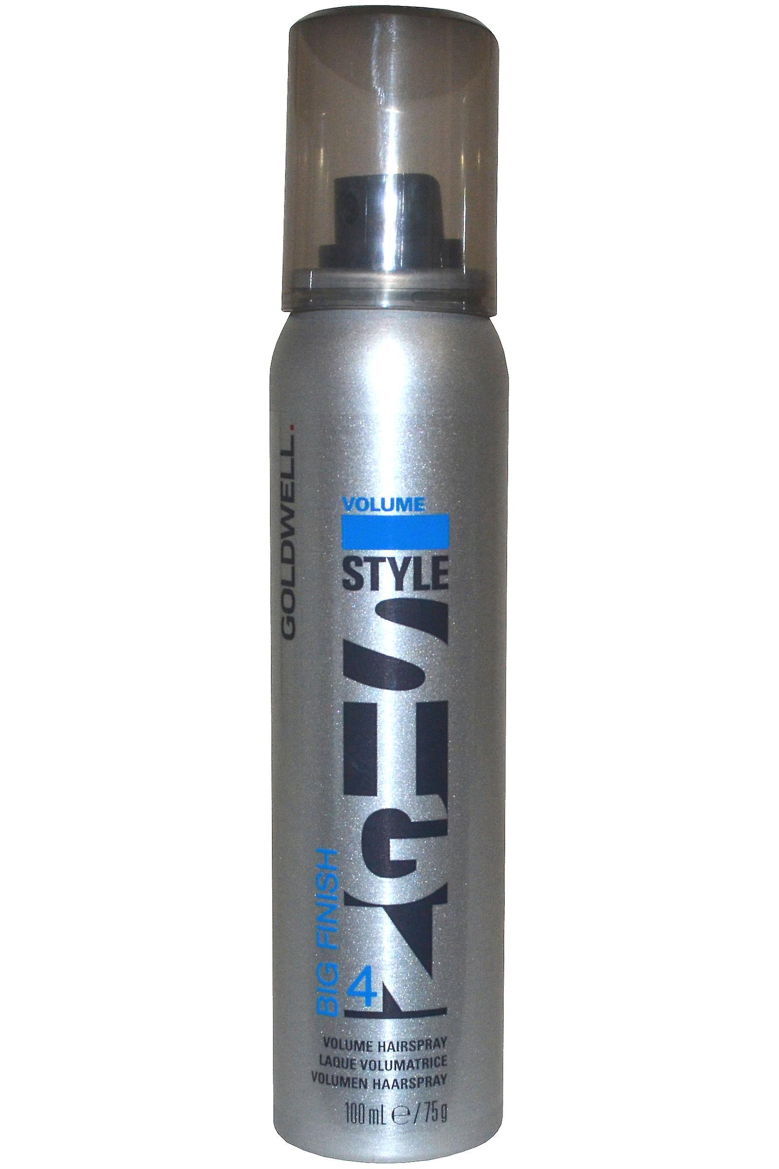 Stijl Sign door Goldwell Volume Hairspray Volume stijl 100ml grote Finish #4