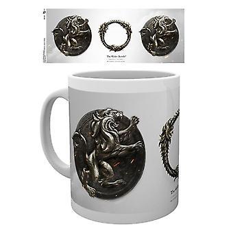 Elder Scrolls Online Daggerfall Mug