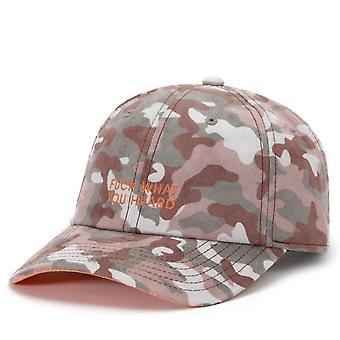 Cayler & sons Snapback Cap - What You Heard Curved multi