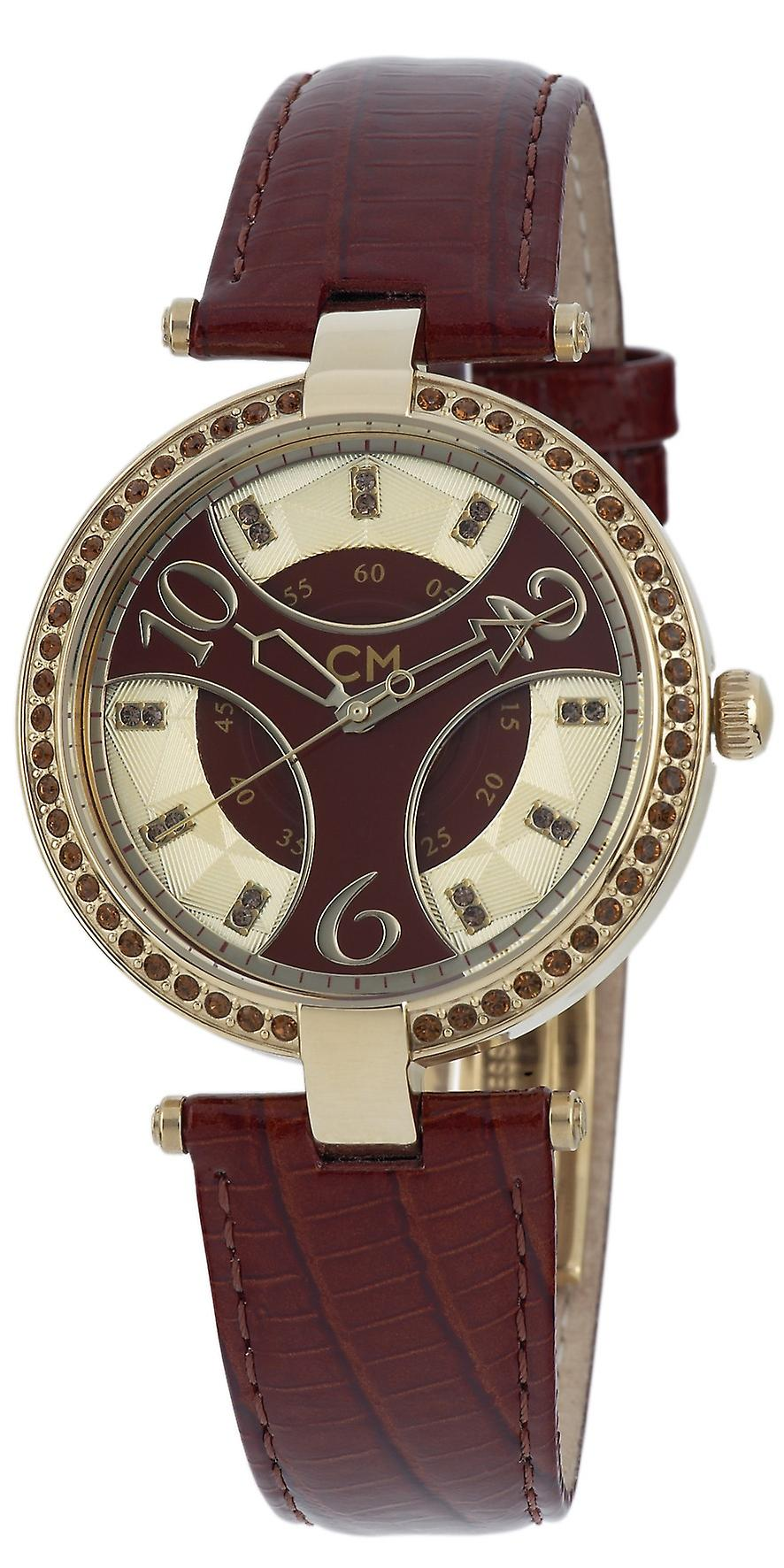 Carlo Monti Ladies Quartz Watch Vittoria CM501-295