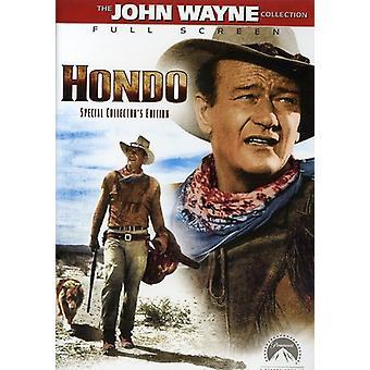 John Wayne - importación de Estados Unidos Hondo [DVD]
