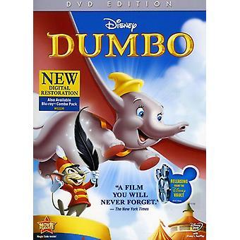 Dumbo [DVD] USA import