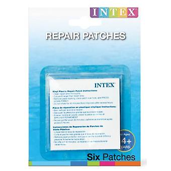 Intex Blister Patches (Outdoor , Pool And Water Games , Swimming Pools)