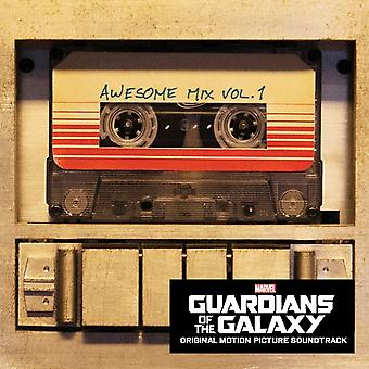 Guardians of the Galaxy (Audio CD) by Various