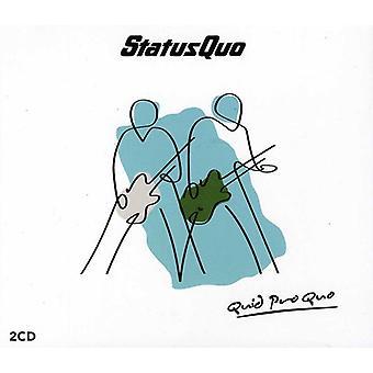 Status-Quo - Quid Pro Quo [CD] USA importeren