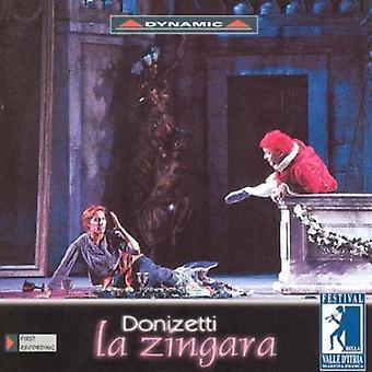 G. Donizetti - Donizetti: Importación USA La Zingara [CD]