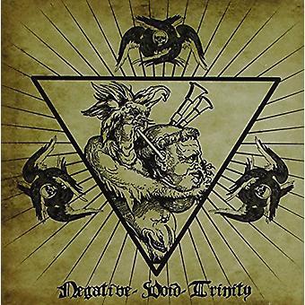 Septuaginta - Negative tomrum Trinity [CD] USA importerer