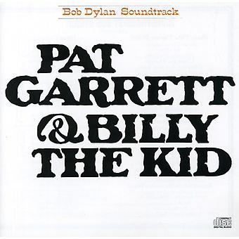 Bob Dylan - Pat Garrett & Billy the Kid Original Soundtrack [CD] USA import