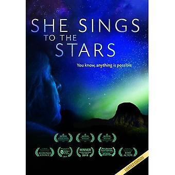 Hun synger til stjerner [DVD] USA importen