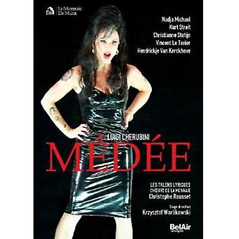 Medee [DVD] USA importerer