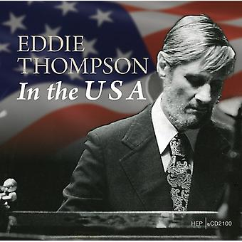 Eddie Thompson - i Usa [CD] USA import