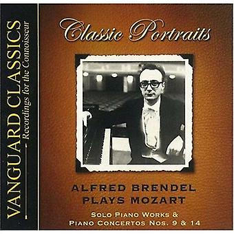 Alfred Brendel - Alfred Brendel Plays Mozart [CD] USA import