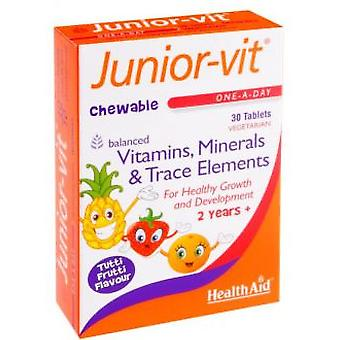 Health Aid Junior Vit 30comp. Health Aid (Childhood , Healthy diet , Suplements)