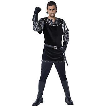 Sceriffo di Nottingham costume Robin Hood men deluxe Gr M