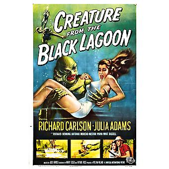 Creature from the Black Lagoon poster Poster Print Giclee