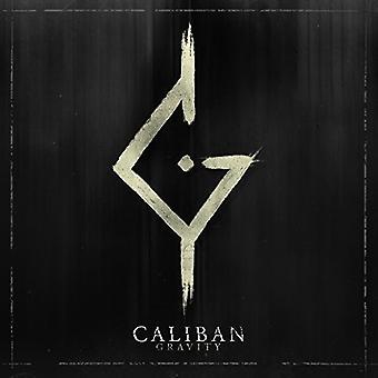 Caliban - tyngdekraft [CD] USA importerer