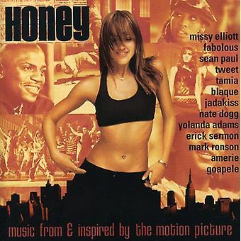 Various Artists - Honey [CD] USA import