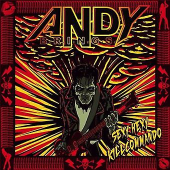 Andy Brings - Sexy Hexy Killcommando [CD] USA import