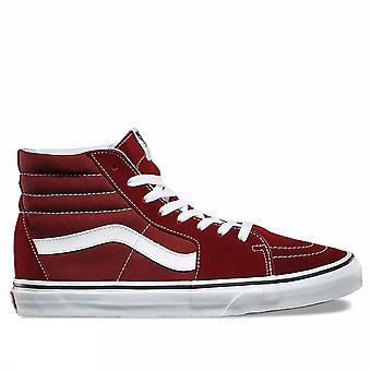 Vans zapatos de Moda de caballeros UA Sk8 Hi Va38ge ejercito
