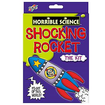 Horrible Science Kit - chokerende raket