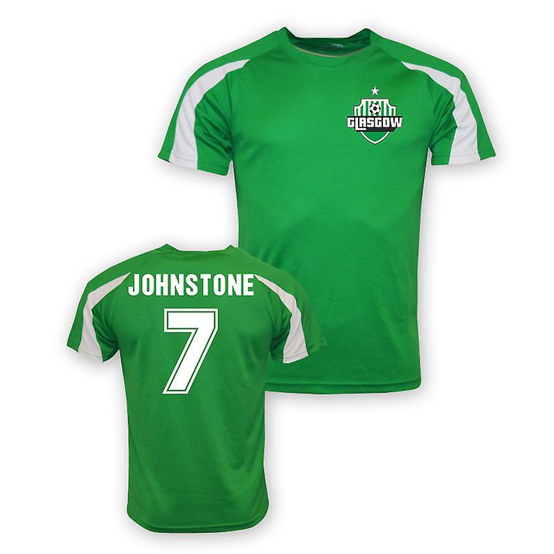 جيمي جونستون سلتيك الرياضة التدريب جيرسي (أخضر)